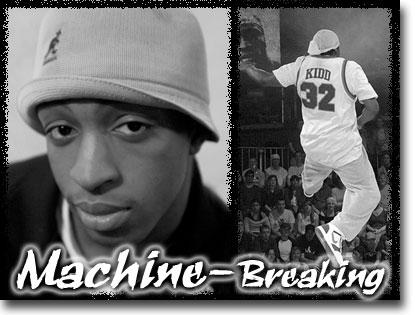 bboy machine